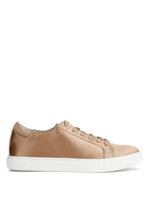 Kam Satin Sneakers by Kenneth Cole New York