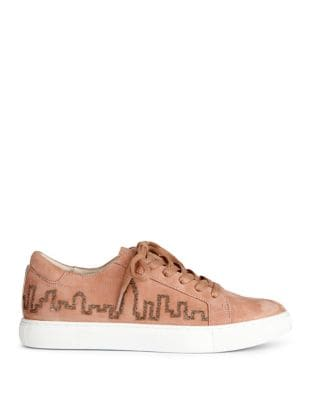 Kamsky Suede Sneakers by Kenneth Cole New York