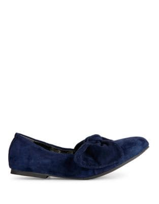 Pauline Suede Flats by Kenneth Cole New York