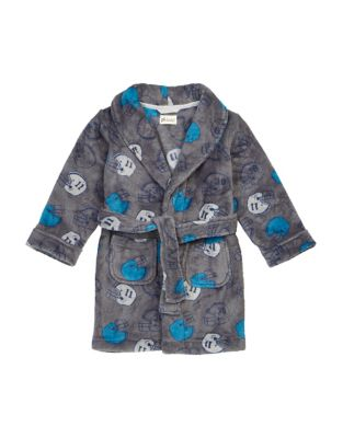 Little Boy's Football Robe 500087483114