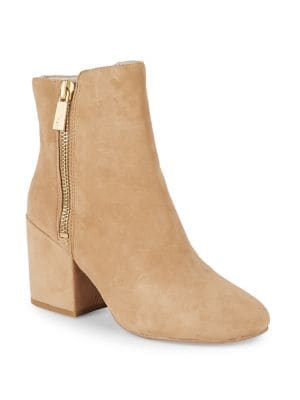 Rima Suede Booties by Kenneth Cole New York