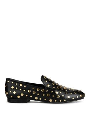Westley Studded Leather Loafers by Kenneth Cole New York