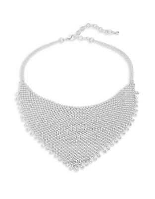 Crystal Bib Necklace 500087488826