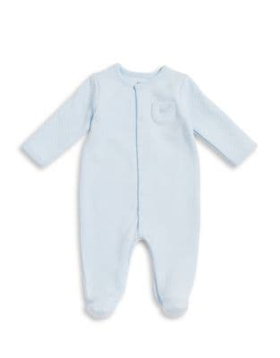 Baby Boy's Quilted Footie 500087498711