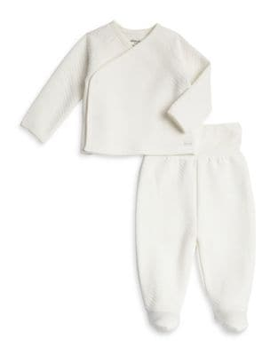 Baby's Two-Piece Quilted Top and Pants Set 500087499599