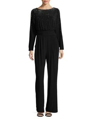 Elegant Dolman Sleeve Jumpsuit by Vince Camuto