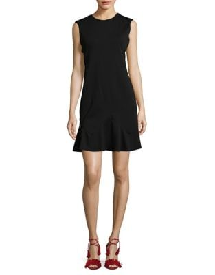 Ponte Sleeveless Sheath Dress by Tommy Hilfiger