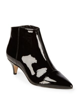 Kinzey Patent Leather Booties by Sam Edelman
