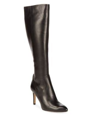 Olencia Leather Tall Boots by Sam Edelman