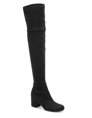Varona Suede Knee-High Boots by Sam Edelman