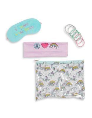 Girl's Unicorn Sleepover Set 500087517242