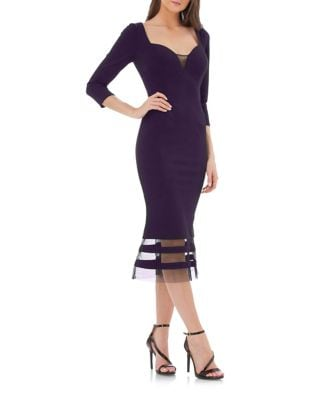 Bodycon Dress by JS Collections