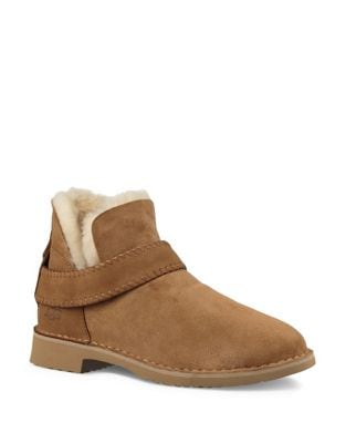 Mckay Shearling Booties by UGG