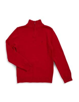 Boy's Cool Cotton Sweater...