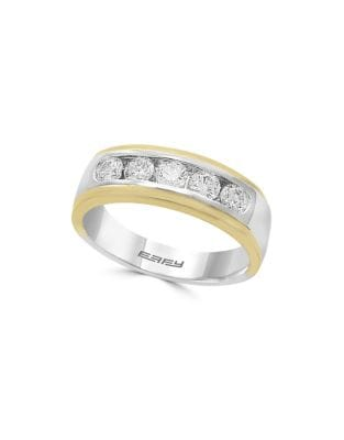Gento Diamond, 14K Yellow...