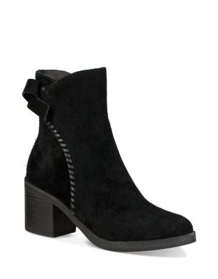 Fraise Suede Booties by UGG