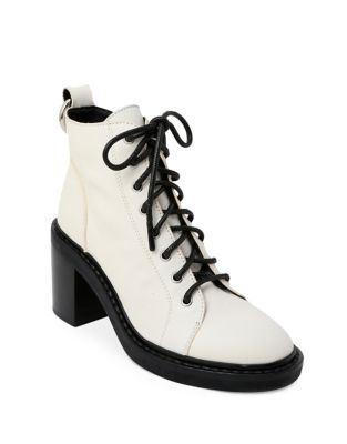 Leather Combat Boots by Dolce Vita