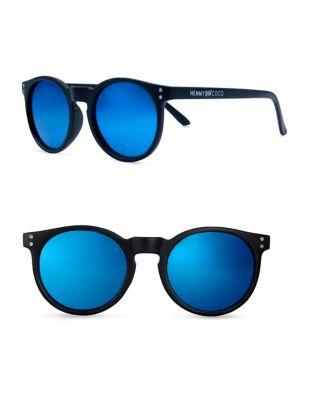 Boys 46MM Round Sunglasses
