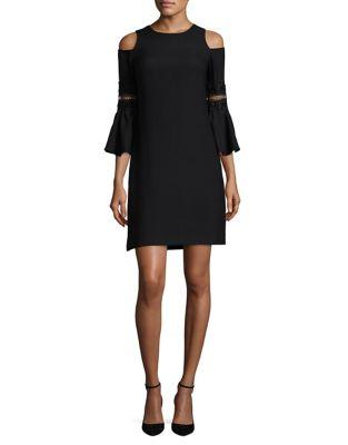 Roundneck A-Line Dress by Eliza J