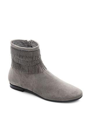 Fiona Suede Boots by Bernardo