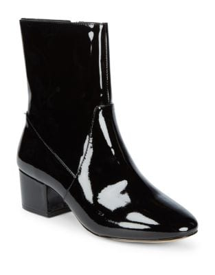 Gemma Leather Booties by Botkier New York