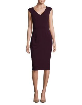 Crepe Sheath Dress by Ivanka Trump