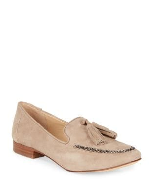 Bari Leather Loafers by Karl Lagerfeld Paris