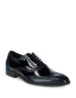 Jiovanni Leather Oxfords...