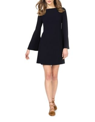Boatneck Shift Dress by Donna Morgan