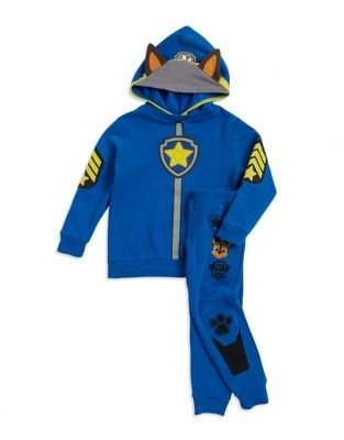 Little Boys TwoPiece Hood and Pants Set