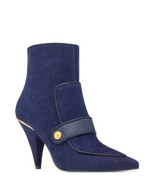 Westham Suede Booties by Nine West