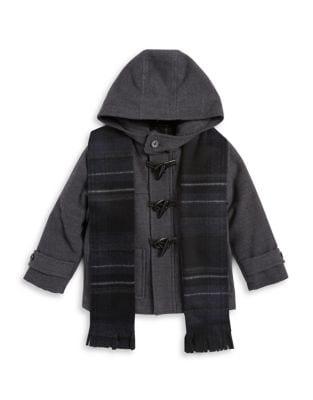Little Boy's Faux Wool...