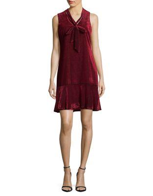 Novelty Woven Dress by Karl Lagerfeld Paris