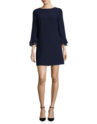 Lace Mini Dress by Tahari Arthur S. Levine