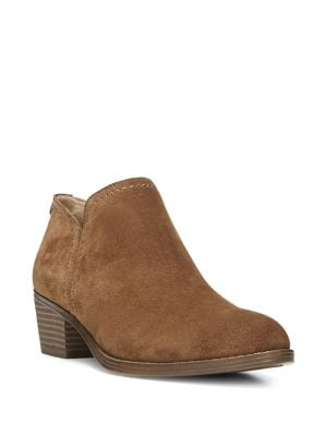 Zarie Suede Ankle Boots by Naturalizer