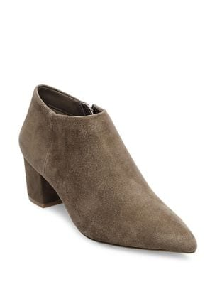 Suede Ankle Boots by Steven by Steve Madden