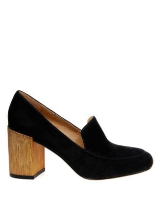 Rosita Suede Pumps by Splendid