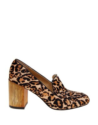 Rosita Calf Hair Pumps by Splendid