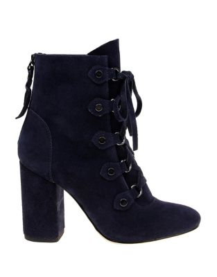 Rosa Suede Booties by Splendid