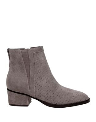 Rosalie Suede Booties by Splendid