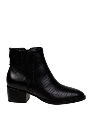 Rosalie Leather Booties by Splendid