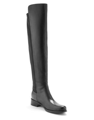 Velma Waterproof Leather Over-The-Knee Boots by Blondo
