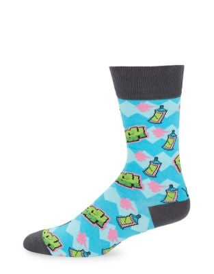 Graffiti Casual Socks...
