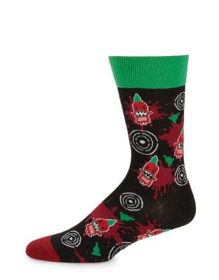 Sriracha Casual Socks...