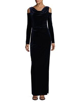 Cold-Shoulder Dress by Vince Camuto