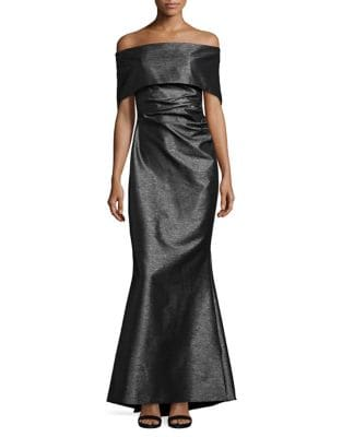 Photo of Metallic Mermaid Dress by Vince Camuto - shop Vince Camuto dresses sales