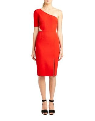 One-Shoulder Sheath Dress by Jill Jill Stuart