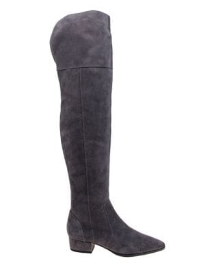 Ruby Suede Knee-High Boots by Splendid