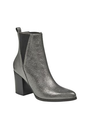 Adela Leather Chelsea Boots by Ivanka Trump