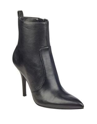 Sunity Suede Booties by Ivanka Trump